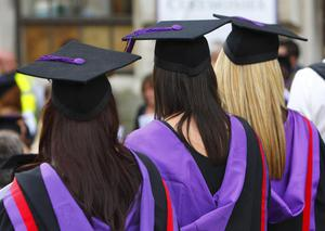 A predicted large drop in international students due to coronavirus will 'expose real vulnerabilities' in university finances (Chris Ison/PA)