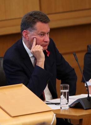 Scottish Conservative Murdo Fraser said the change means the committee has 'grounds to compel Salmond to attend' (PA)