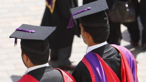 Students from more wealthy backgrounds in Northern Ireland are around eight times more likely to have a degree than those from less privileged homes, according to a study