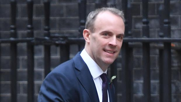 Foreign Secretary Dominic Raab approved the repatriation (Kirsty O'Connor/PA)