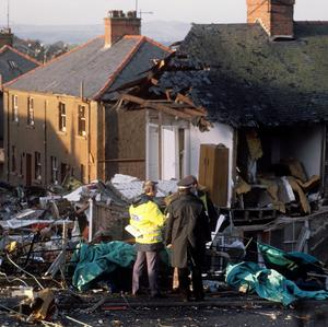 A documentary has been made marking 25 years since Pan Am Flight 103 exploded over Lockerbie