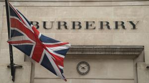 Burberry's Yorkshire production lines were retooled to produce gowns for hospital workers (Yui Mok/PA)