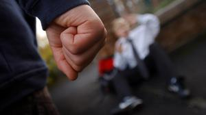 The findings also suggest that more than twice as many boys as girls bully - 66% of males compared to 31% of females