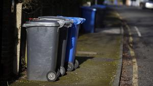 District councils are warning of a 'wave of waste' from households in the coming weeks (Steve Parsons/PA)