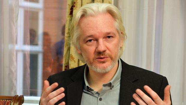 WikiLeaks founder Julian Assange claims Google is directly engaged with Hillary Clinton's election campaign. The editor-in-chief of the whistle blowing website has been living in the Ecuadorian embassy in London for more than three years