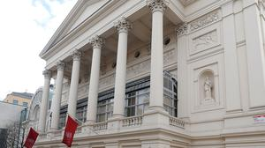 The Royal Opera House, where Christopher Goldscheider says he suffered 'acoustic shock' during rehearsals for a performance of Wagner's Ring Cycle (Nick Ansell/PA)