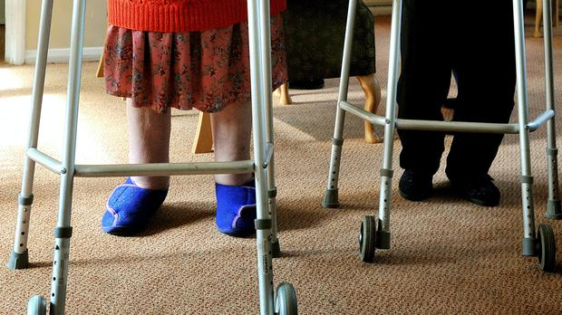 Northern Ireland's most senior doctor has said he believes infected staff were more likely to have caused Covid-19 outbreaks in care homes than the admission of new residents during the pandemic. (John Stillwell/PA)