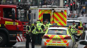 Criminals who assault emergency workers could face longer jail terms (Andrew Milligan/PA)