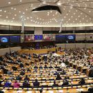 MEPs attend a session at the European Parliament in Brussels, Belgium (Yui Mok/PA)