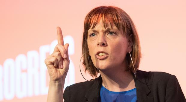 MP Jess Phillips was not in the office at the time of the alleged attack (PA)