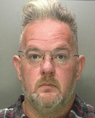 A mugshot issued by the National Crime Agency of former Conservative Party campaign manager Mark Lerigo (NCA/PA)