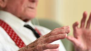 The number of people aged 65 or older who will need care home places will rise by 85.7% by 2035 (Joe Giddens/PA)