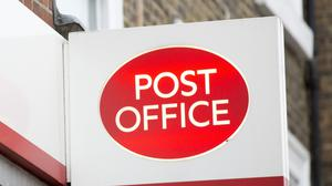 The CWU says it is campaigning to save Post Offices (Isabel Infantes/PA)