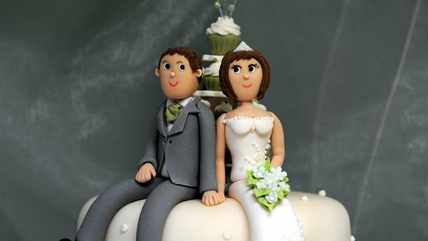 There were 90,871 divorces of opposite-sex couples in 2018 (Rui Vieira/PA)