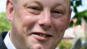 Andrew Broadhead who died in a house fire trying to save his daughter