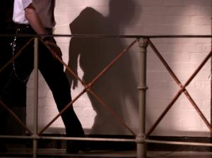 A prison officer patrols the wings of HMP Manchester (Phil Noble/PA)