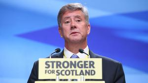 Keith Brown made the comments ahead of the SNP conference in Edinburgh (Jane Barlow/PA)