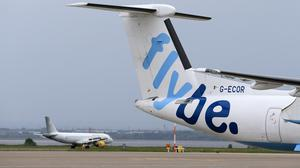 Flybe is set to collapse within hours, PA understands (Tim Goode/PA)