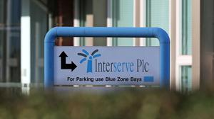 Interserve was the target of a cyber security attack (Steve Parsons/PA Archive)