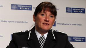 Women in top policing roles include Lynne Owens, the chief constable of Surrey
