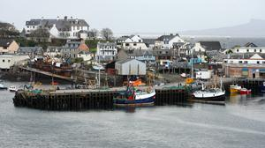 The money will be diverted to support struggling coastal businesses (Martin Keene/PA)