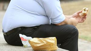 Researchers tracked the health of more than 200,000 men in the UK to examine the relationship between the distribution of fat in the body and fatal cases of prostate cancer (Dominic Lipinski/PA)