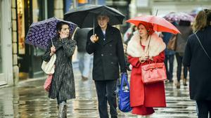 UK retail sales flatlined in February amid poor weather before the spread of coronavirus was fully felt by high street shops, new figures show (Ben Birchall/PA)