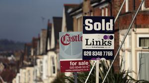 Experts have said the scheme will benefit homeowners in London and the South East of England the most (Yui Mok/PA)