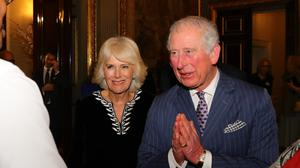 Charles and Camilla have postponed their spring tour (Aaron Chown/PA)