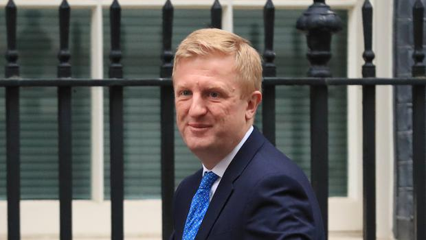 Oliver Dowden has been appointed Culture Secretary (Aaron Chown/PA)