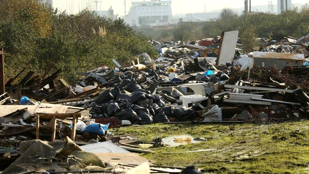 Councils are calling for a faster, more effective legal system to tackle fly-tipping (Chris Radburn/PA)