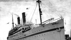 File photo dated 28/03/54 of the Empire Windrush. (PA)
