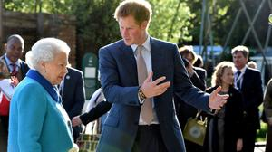 Prince Harry has discussed his relationship with his famous grandmother, ahead of her 90th birthday