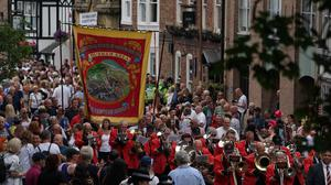 Like so many other events, the Durham Miners' Gala has been cancelled due to the coronavirus outbreak (.Owen Humphreys/PA)