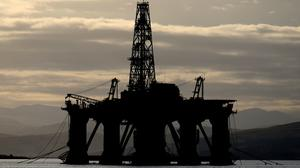 Oil and Gas UK restated its ambition to achieve net-zero emissions by 2050 (Andrew Milligan/PA)