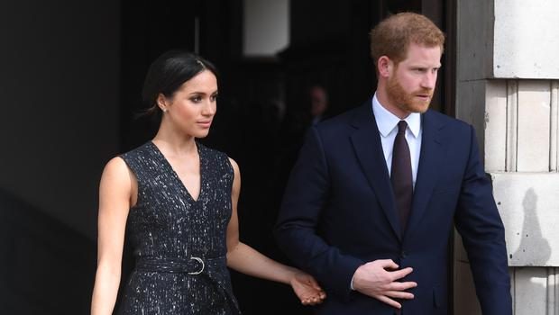 Prince Harry and Meghan Markle are making final preparations for their wedding (Victoria Jones/PA)
