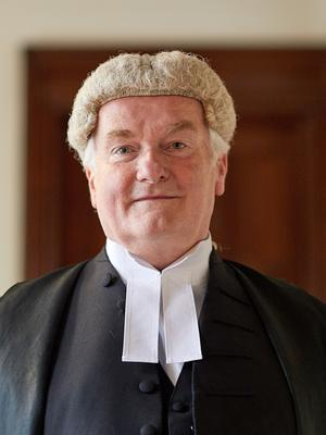 Lord Chief Justice Lord Burnett (Judicial Office/PA)