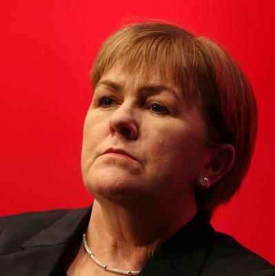 Scottish Labour leader Johann Lamont said Helen Eadie had 'played an important part in helping to establish the credibility of Holyrood'