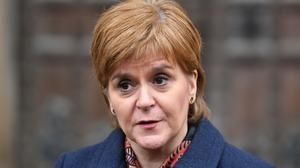 The project will receive £80,000 (Dominic Lipinksi/PA)