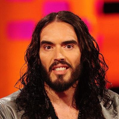"""Russell Brand is to """"explain"""" his concept of """"revolution"""" in a new book."""