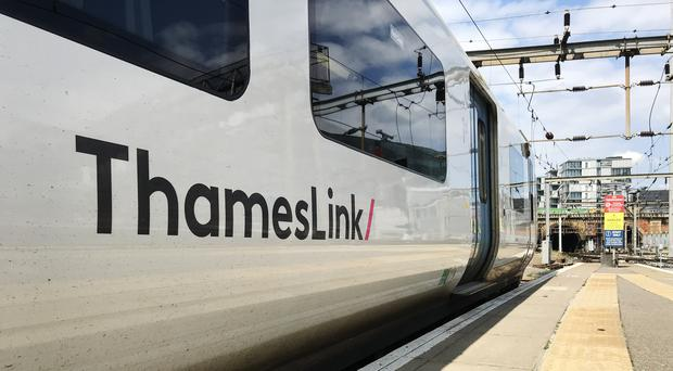 Thameslink was initially due to serve Maidstone East in December 2018 (Jonathan Brady/PA)