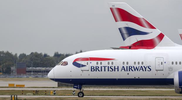 A mass legal action can be taken against British Airways (PA)