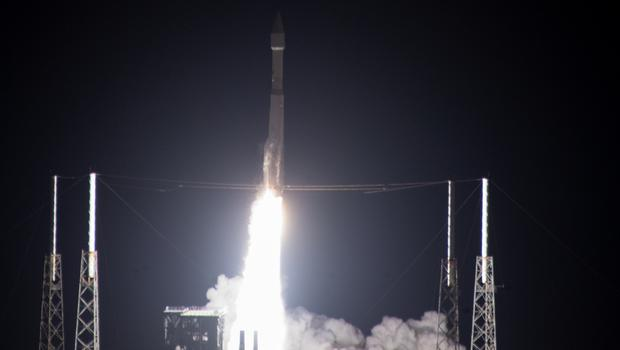 The Solar Orbiter lifts off in Cape Canaveral (ESA/S Corvaja)