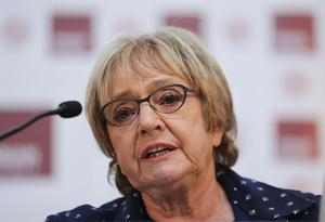 Dame Margaret Hodge has previously accused members of Jeremy Corbyn's inner circle of interfering in the outcome of anti-Semitism cases (Yui Mok/PA)