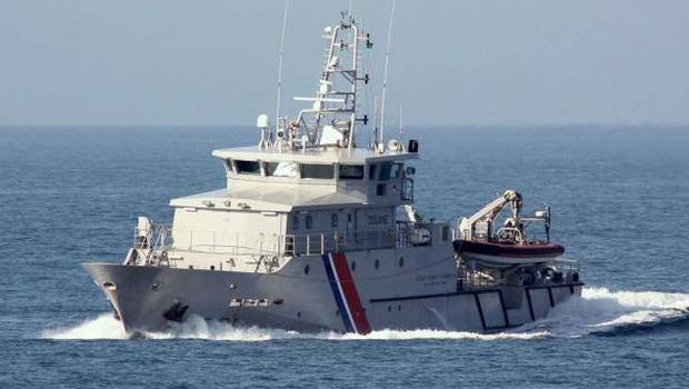 A French patrol boat (Marine Nationale/PA)