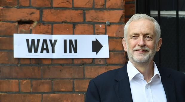 Jeremy Corbyn has called for another referendum (Stefan Rousseau/PA)