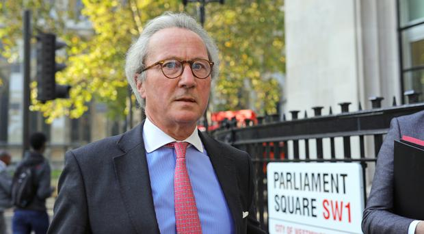 Lord Richard Keen QC, Advocate General for Scotland (Aaron Chown/PA)