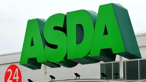 The incident occurred at an Asda store in Glenrothes (PA)