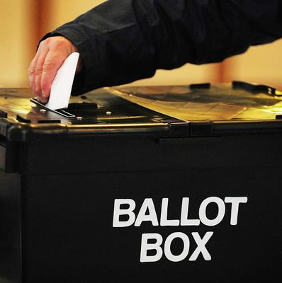 A survey found that 41% of the 3.3 million young people eligible to take part in the 2015 election definitely intend to cast their vote