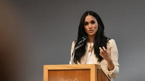 The first stage of the Duchess of Sussex's privacy claim against a British newspaper has started at the High Court (Ben Stansall/PA)